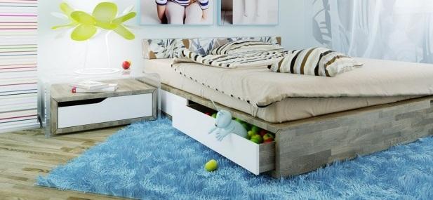 Thảm trải sàn đem lại vẻ đẹp cho phòng ngủ