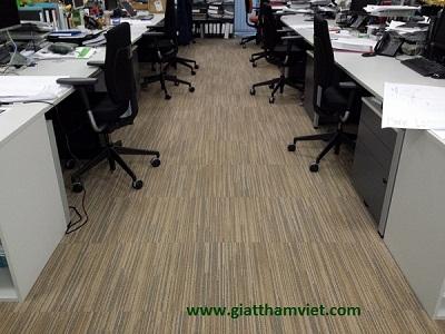 Giặt thảm văn phòng nâng cao hình ảnh doanh nghiệp.