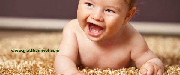 Giặt thảm không hóa chất tẩy rửa - An toàn với sức khỏe