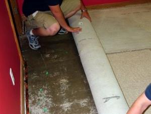 Chọn dịch vụ giặt thảm không tốt gây hậu quả nghiêm trọng