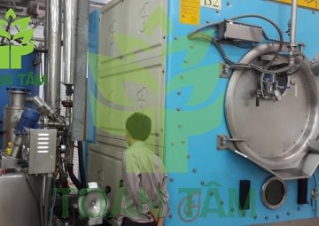 Dịch vụ giặt khô (giặt hấp)