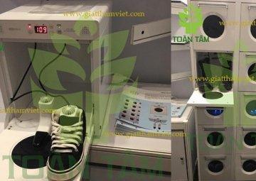 Dịch vụ giặt hấp giày thể thao