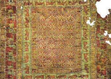 Lịch sử về tấm thảm Ba Tư