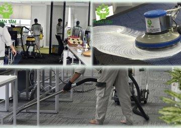 Dịch vụ giặt thảm nào uy tín nhất Tp.HCM