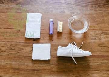 Hướng dẫn cách vệ sinh giày