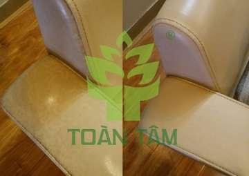 Cách vệ sinh làm sạch sofa da
