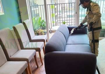 Dịch vụ giặt ghế sofa tiêu chuẩn châu âu tại HCM
