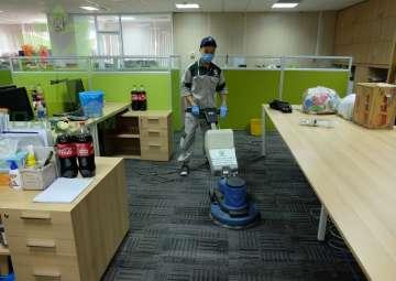 Các loại thảm văn phòng đẹp mắt và lưu ý khi sử dụng
