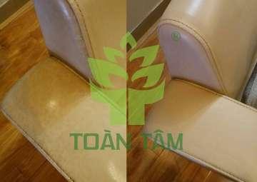 Cách giặt ghế sofa da ngay tại nhà đơn giản