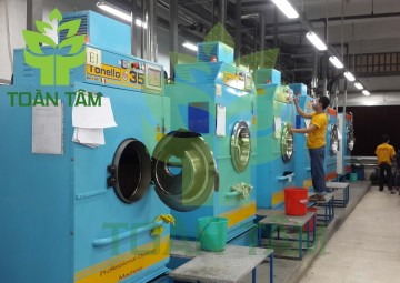 Dịch vụ giặt topper/lót nệm