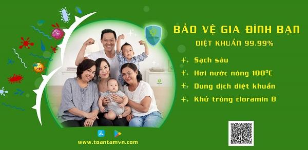 giặt sofa sạch khuẩn, gia đình hạnh phúc