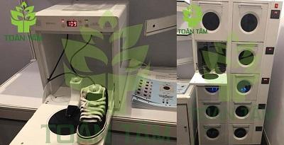máy giặt hấp chuyên dụng