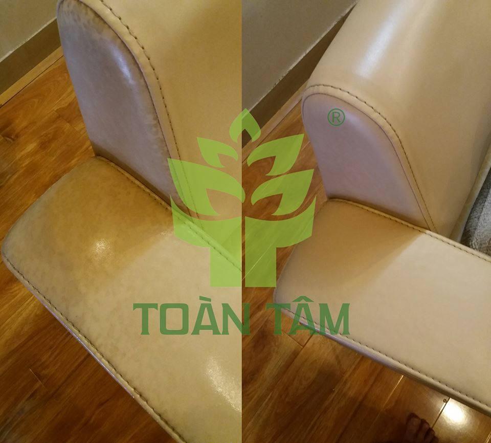 Quy trình làm sạch ghế sofa chuyên nghiệp